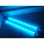 "8"" Dual Cold Cathode Kit - Blue"