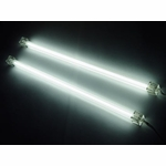 "8"" Dual Cold Cathode Kit - White"