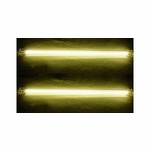 "12"" Dual Cold Cathode Kit - Yellow"