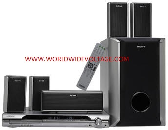 SONY DAV-DZ170 MULTI-SYSTEM REGION FREE DVD HOME THEATRE SYSTEM -  Click to Enlarge