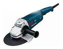 BOSCH GWS20-230 9 INCH ANGLE GRINDER FOR 220-240 VOLTS -  Click to Enlarge
