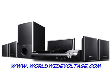 SONY DAV-DZ270K REGION FREE DVD HOME THEATRE SYSTEM � HDMI -  Click to Enlarge