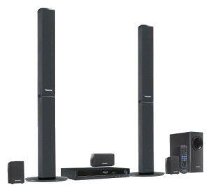 Panasonic SC-PT85 Region Free Home Theatre System for 110/240 volts -  Click to Enlarge
