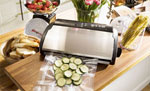 FOODSAVER V2860 VACUUM BAG SEALER FOR 220 VOLTS -  Click to Enlarge