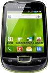 SAMSUNG S5570 GALAXY MINI QUAD BAND ANDROID GSM PHONE  -  Click to Enlarge