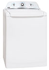Frigidaire MHE10BZEMW Dynamic North American Built High Efficiency Top Load (HE-TL) Washer with Water Wave Wash 220-240 Volt/ 50-60 Hz,