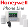 Honeywell Phone Line Wireless Alarm System