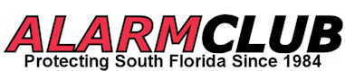 AlarmClub is Florida's Local Alarm Monitoring Services Company