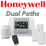 Honeywell Dual Paths Wireless Alarm System