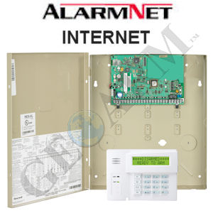 Internet Alarm System Upgrade