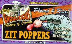 Zit Poppers Halloween Candy