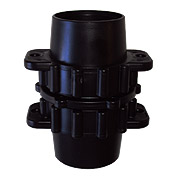 Discharge Hose Coupler