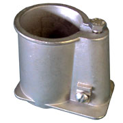 Stainless Steel Deck Anchor Cup