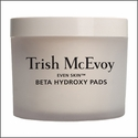 Trish McEvoy<br>Beta Hydroxy <br>Pads 80 count