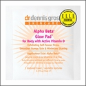 MD Skincare <br>Alpha Beta Body Glow Towels