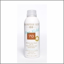 Hampton Sun <br>Broad spectrum spf 70 <br>continuous mist sunscreen <br>for kids