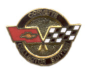 Limited Edition, Corvette Collector Cufflinks