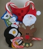 4 Pack of Candy Cane Holders
