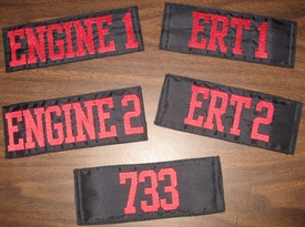DFD Patches
