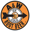 A&W Root Beer - Ice Cold