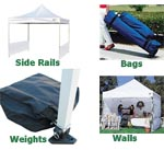 Canopy Accessories Bags/Tops/Parts