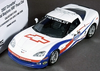 2007 Corvette Coupe Daytona 500 Pace Car Promo, New in Box