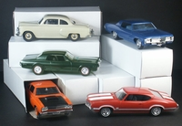 One Dozen (12) Spotlight Hobbies Model Car Boxes