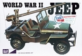 MPC U.S. Army World War II Jeep, Command or 50 Caliber