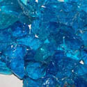 50 LBS Crystal Turquoise Landscape Glass