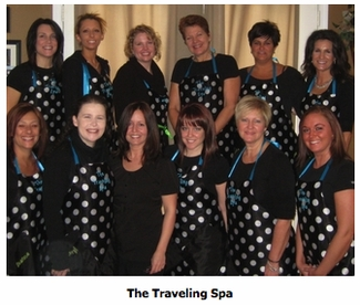 The Traveling Spa