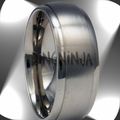 All Titanium Rings