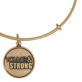 Alex and Ani Young and Strong Bracelet