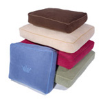 Polar Fleece Designer Rectangle Dog Beds