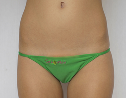 Kiwi Green Thin Brief Islands