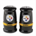 Salt & Pepper Shakers Pittsburgh Steelers
