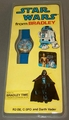 1980's New in Package Star Wars Wrist Watch