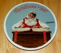 1997 Plate For Good Boys and Girls Series Name Annual Holiday Plate