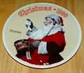 1999 Plate A Drum For Tommy Series Name Annual Holiday Plate