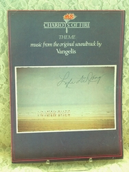 Sheet Music Chariots of Fire