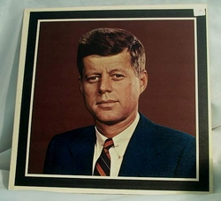 Vinyl LP John F Kennedy 1917-1963 A Memorial Album Famous Speeches
