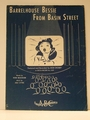 Collectible Sheet Music Barrelhouse Bessie From Basin Street
