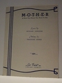 M-O-T-H-E-R A Word that Means The... - Sheet Music