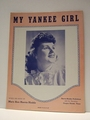 My Yankee Girl - Sheet Music