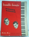 Sheet Music Bumble-Boogie