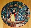 Disney Collector Plate Knowles Snow White Surprise in the Clearing