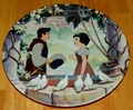 Disney Collector Plate Knowles Snow White Wish Come True