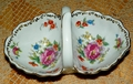 Candy/Nut Dish Noritake Dresdlina Two-Part with Handle
