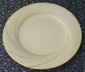 Noritake Dinner Plate Golden Tide #7739 Fine China