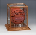 Sports Glass Display Cases - Other Stands & Collectibles