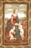 Religious Tapestry - Large Madonna